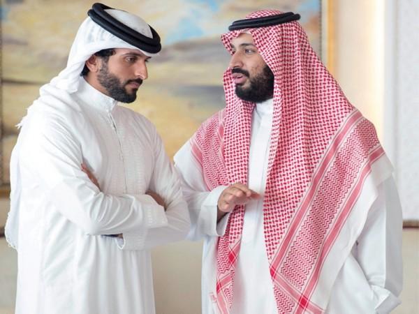 Mohammad Bin Salman And Nasser Bin Hamad Who Is Iron Man