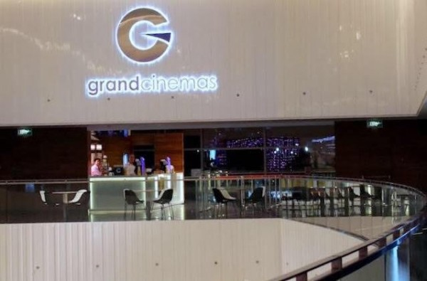 Grand Cinema to Officially Open in Bahrain on Onset of May