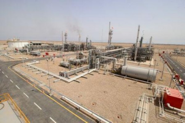 Protesters at Iraq Gas Field Demand Jobs, Better Services