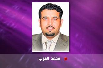 مراسل العربية العراقي محمد العرب يلمح من جنيف إلى منحه الجنسية